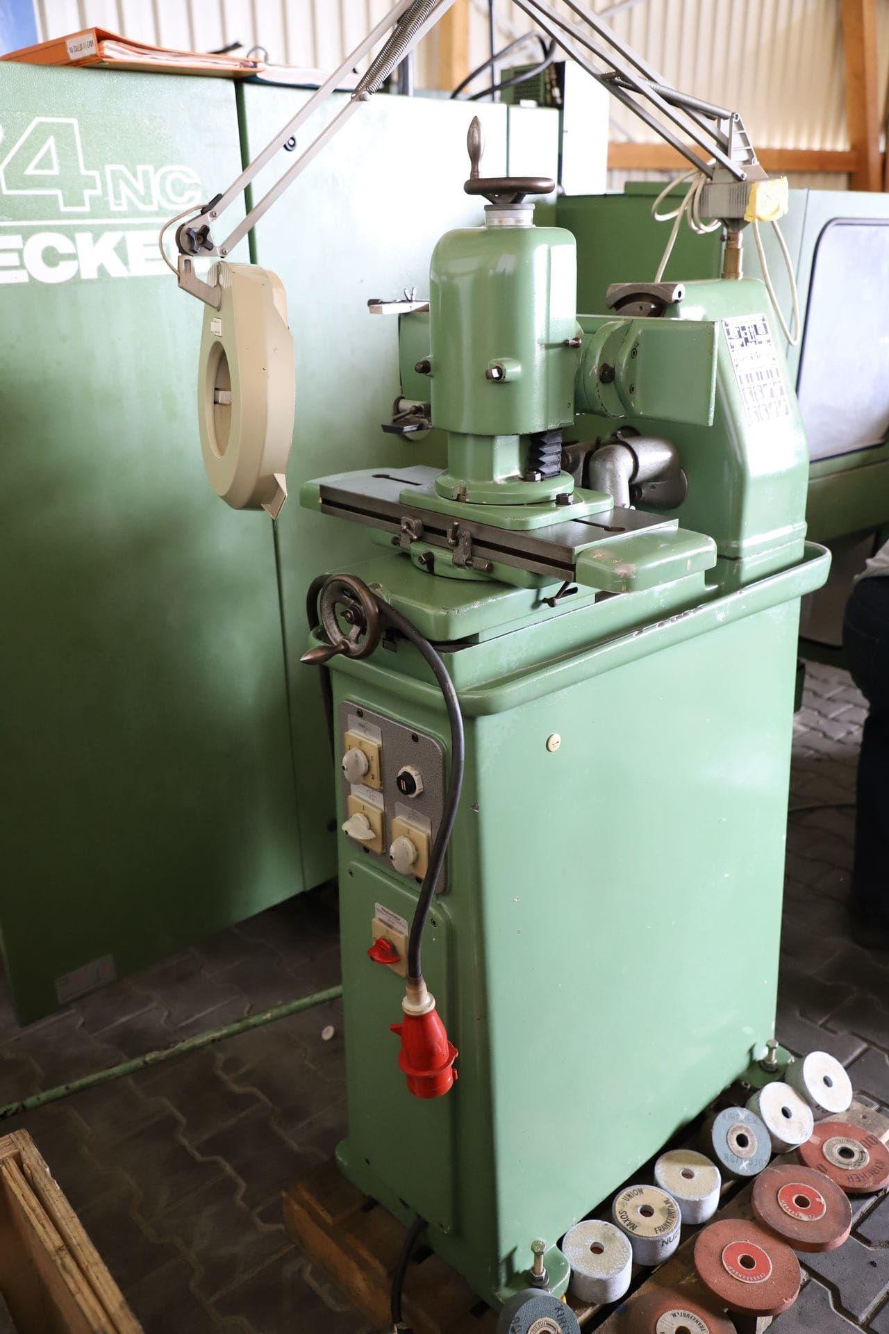 DECKEL S 1 Stichelschleifmaschine