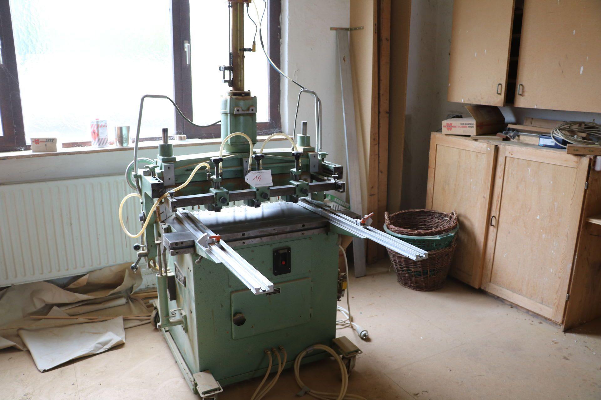 AYEN Reihenlochbohrmaschine