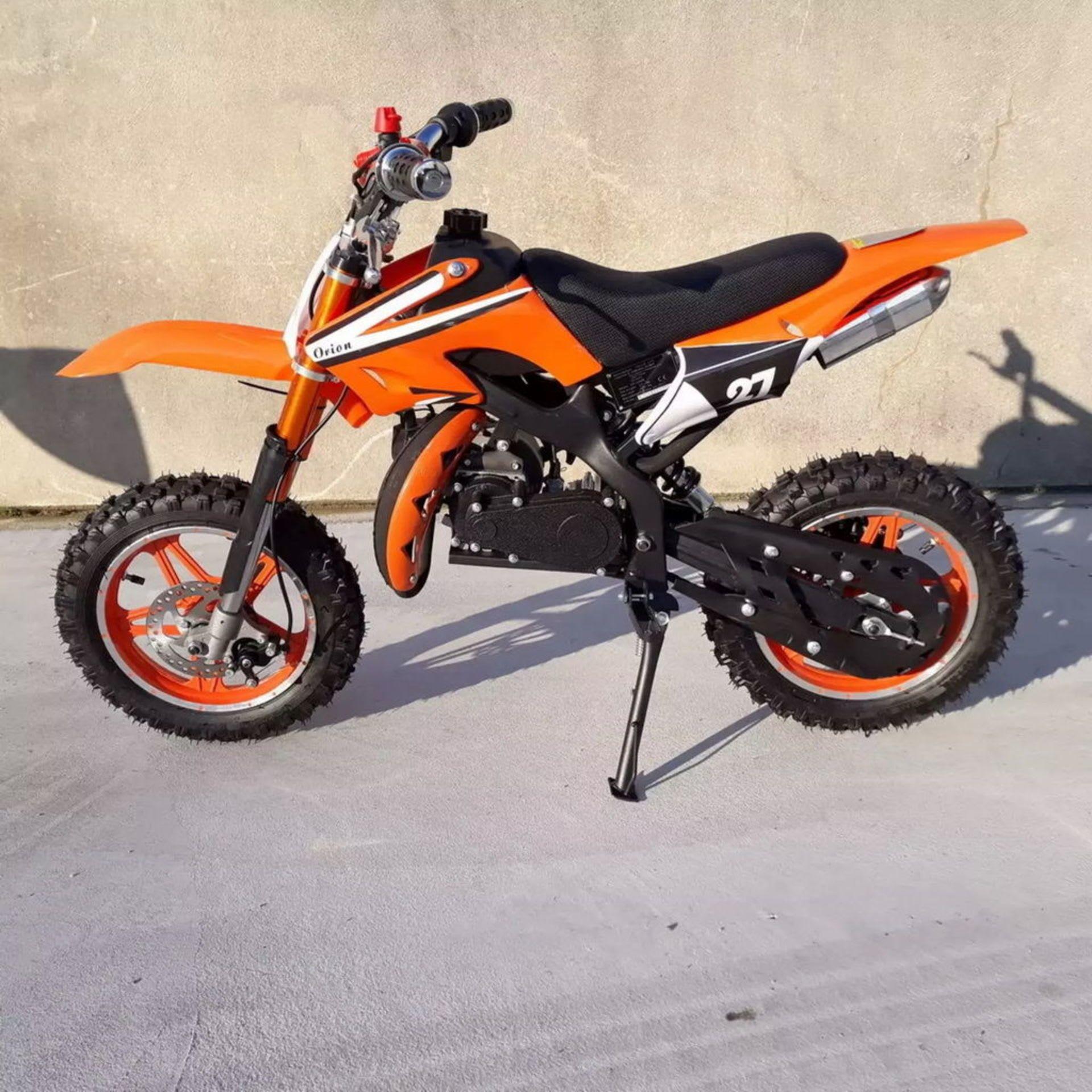 HB CO LTD HB-GS05 Mini-Motorrad