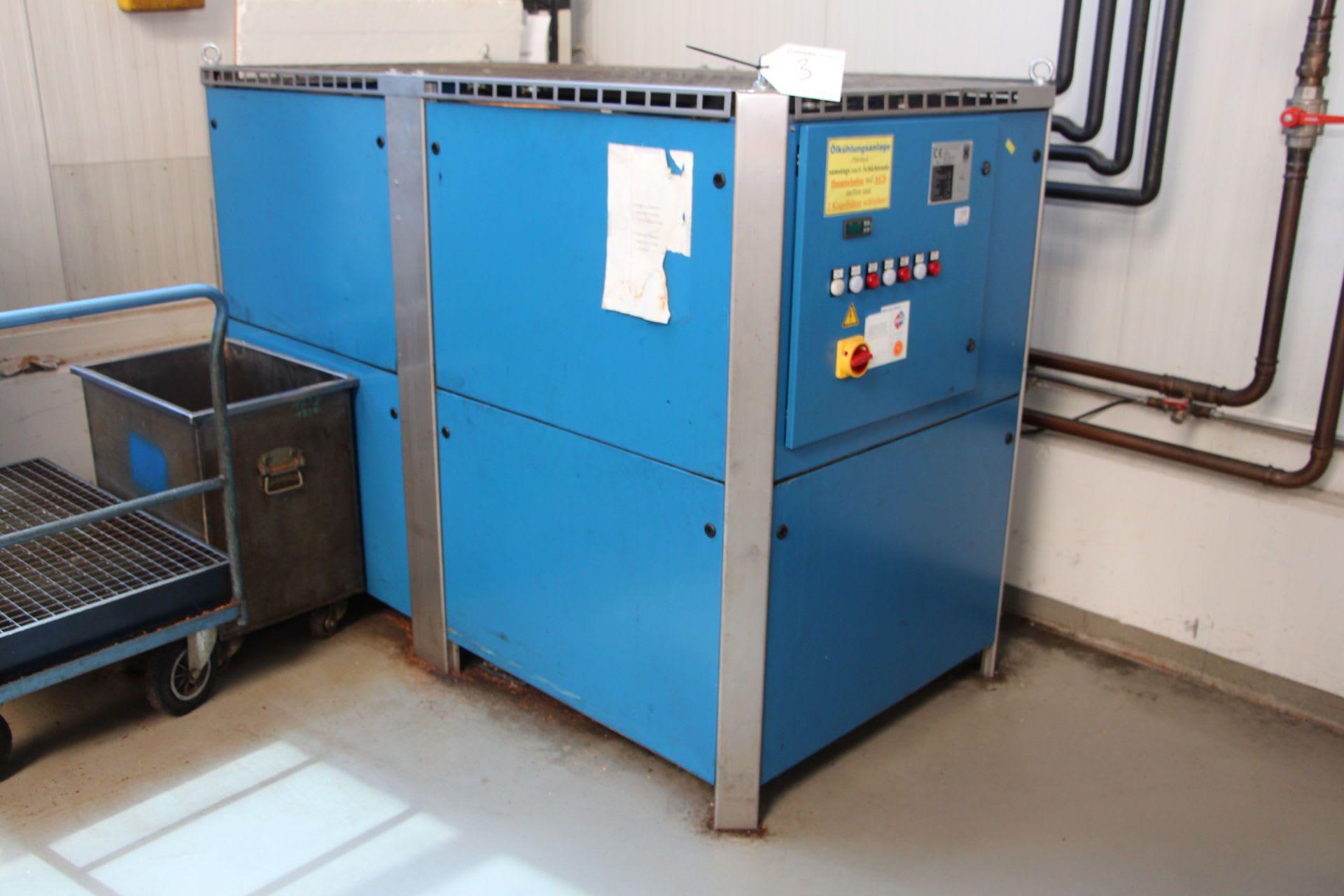 HYFRA VWK 360-1-S Ölkühlungsanlage