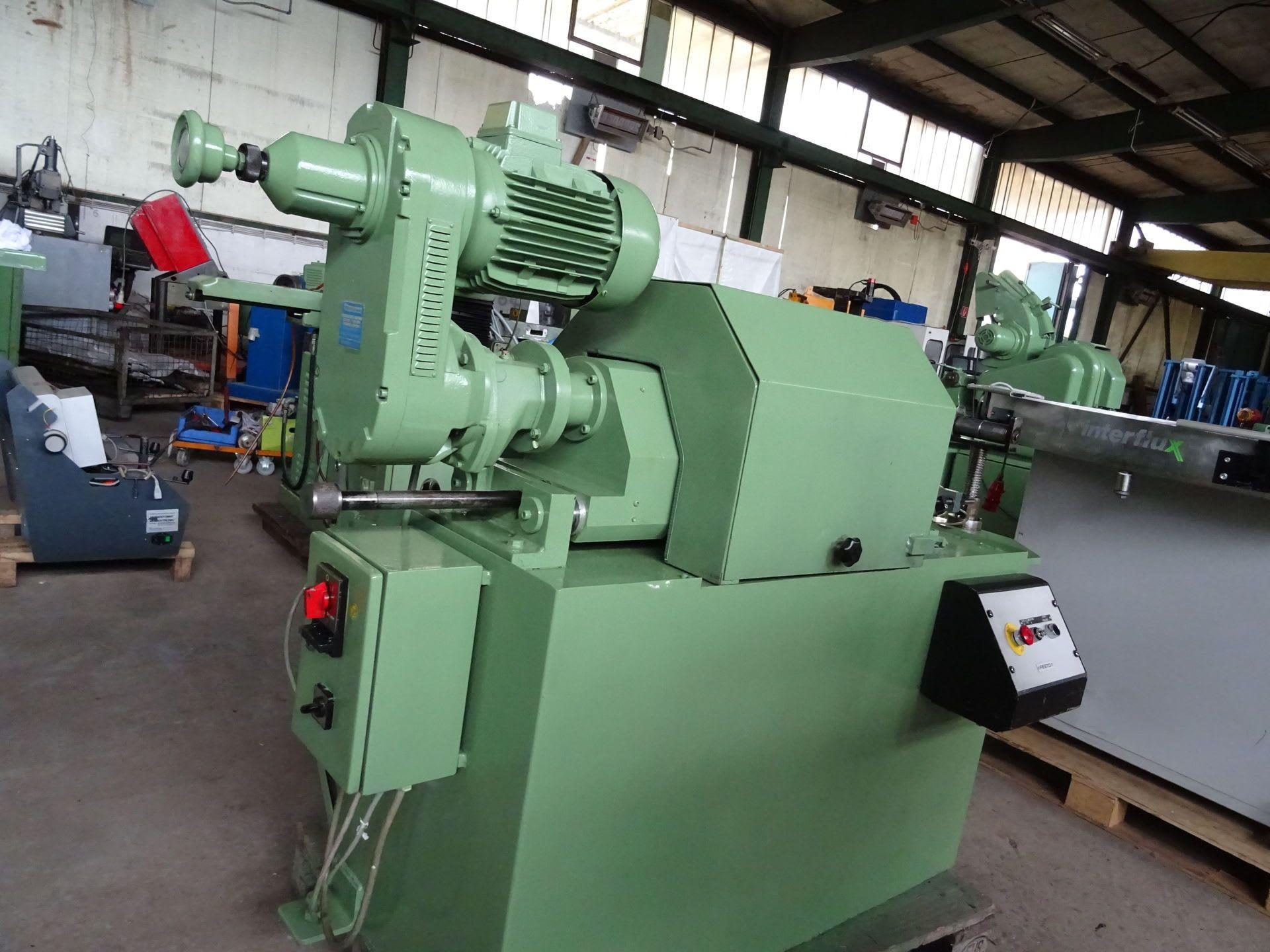 IRCO Wellenanfasmaschine