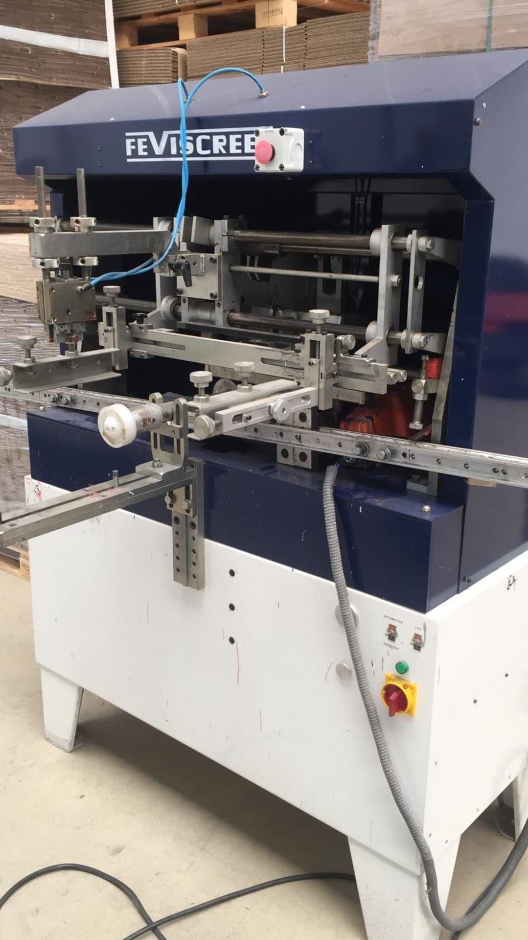 TRAME 006 Halbautomat Siebdruckmaschine