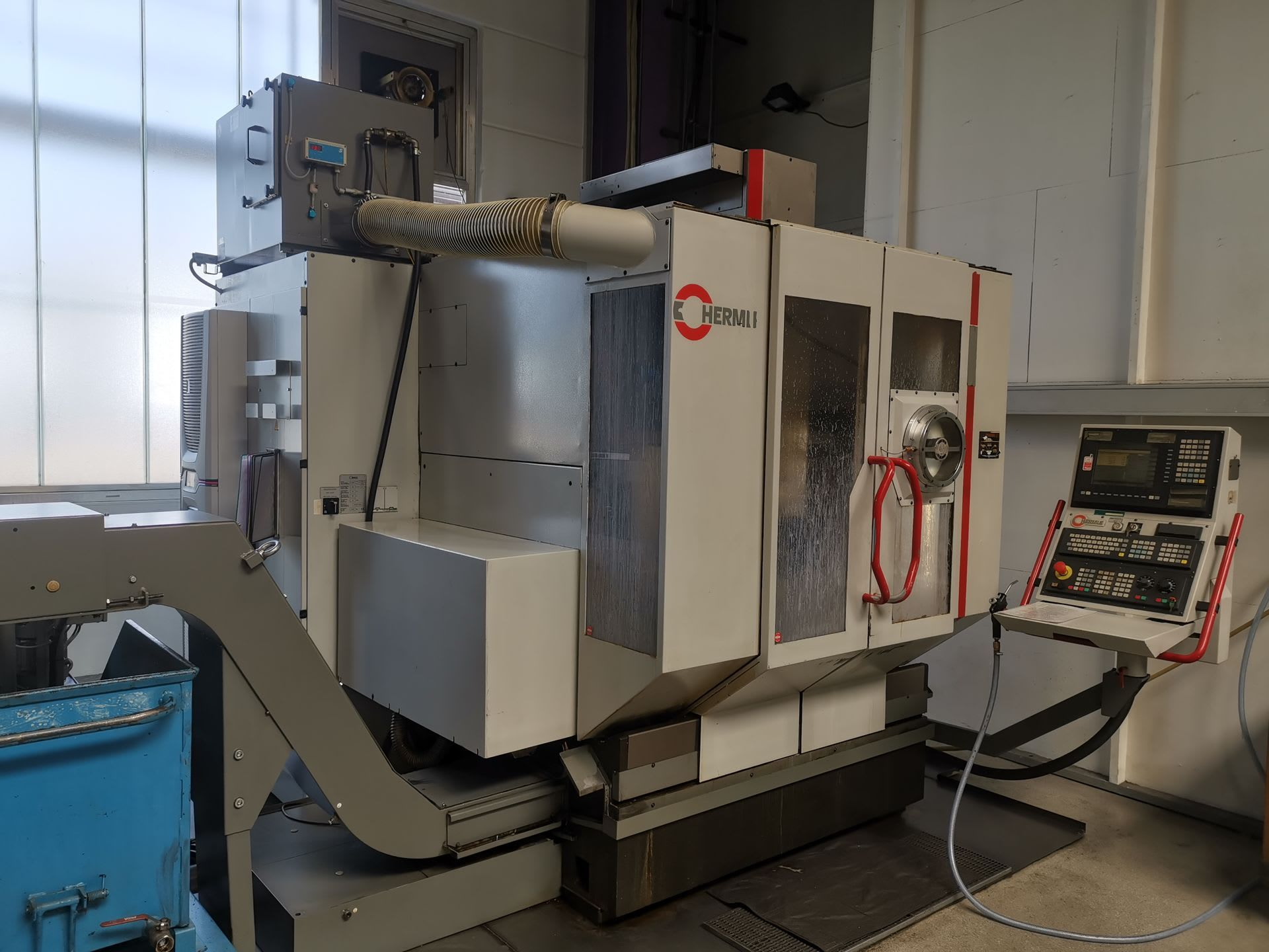 HERMLE C 800 U CNC 5-Achs Bearbeitungszentrum