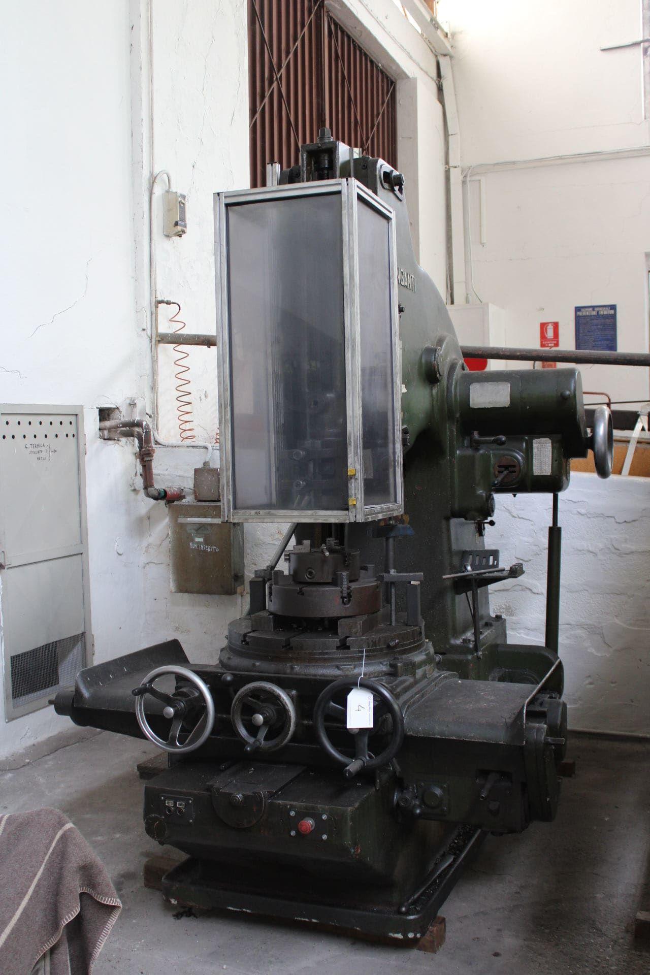 MINGANTI Profiliermaschine