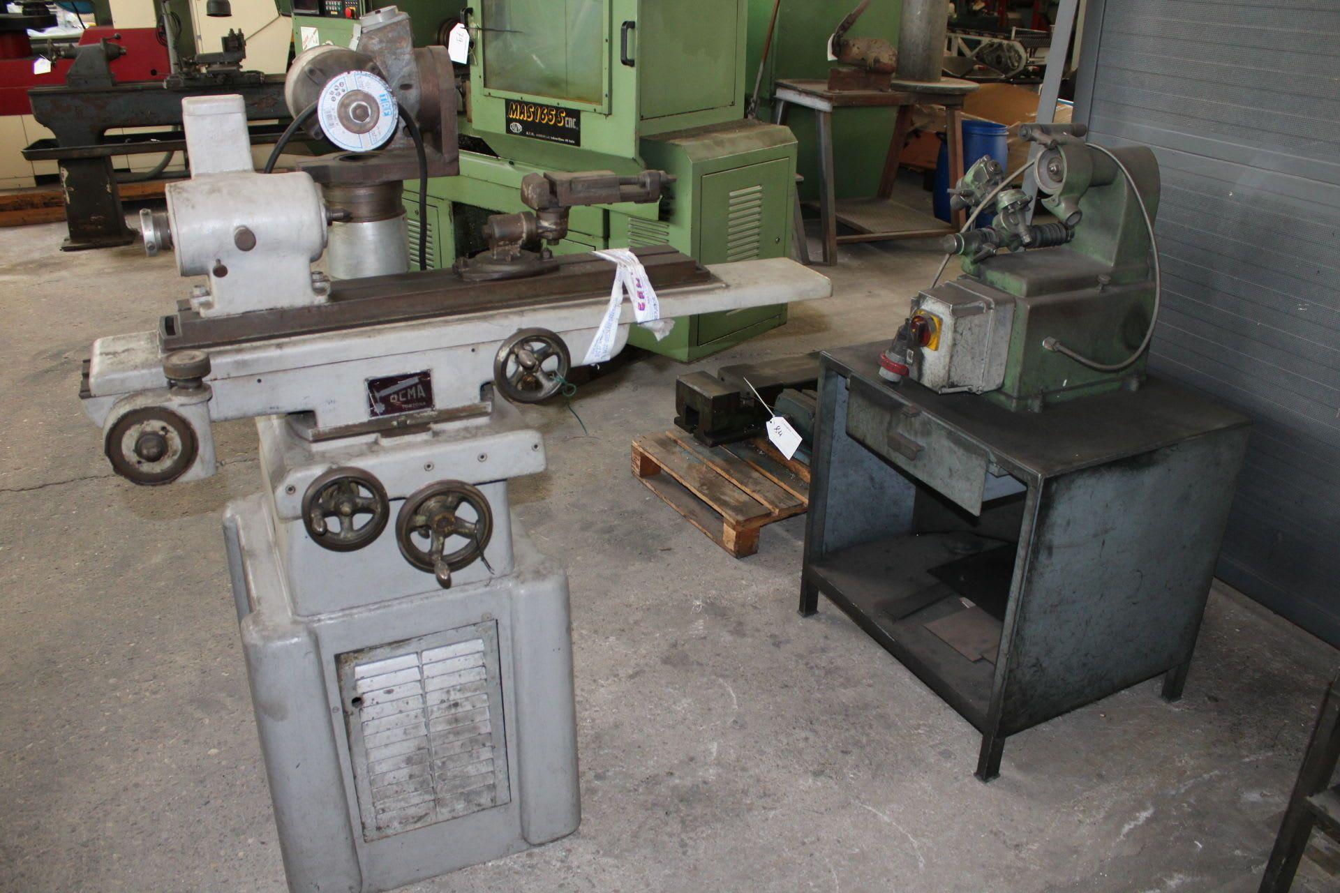 Posten Schärfmaschinen (x 2)