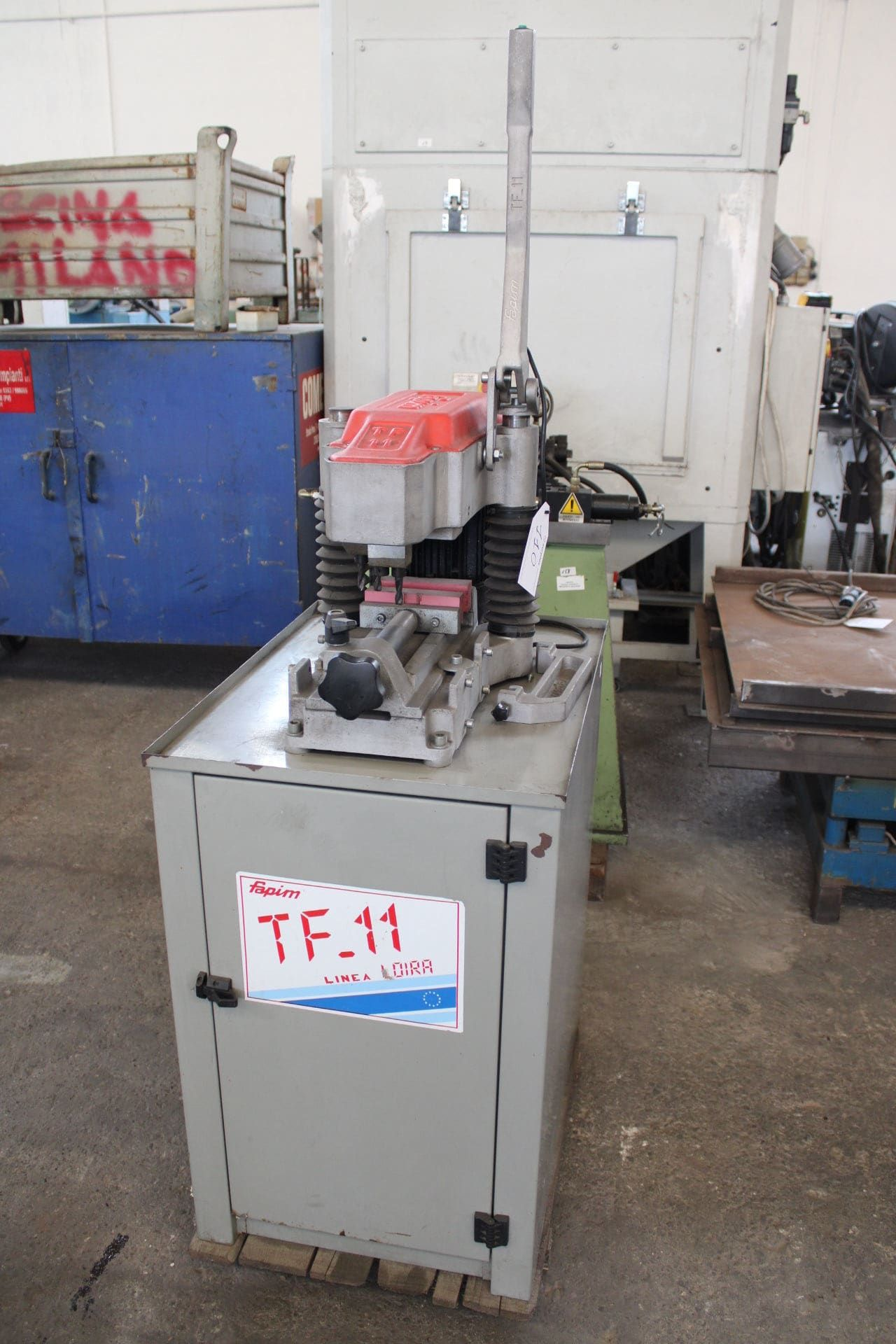 FAPIM TF11 Bohrmaschine