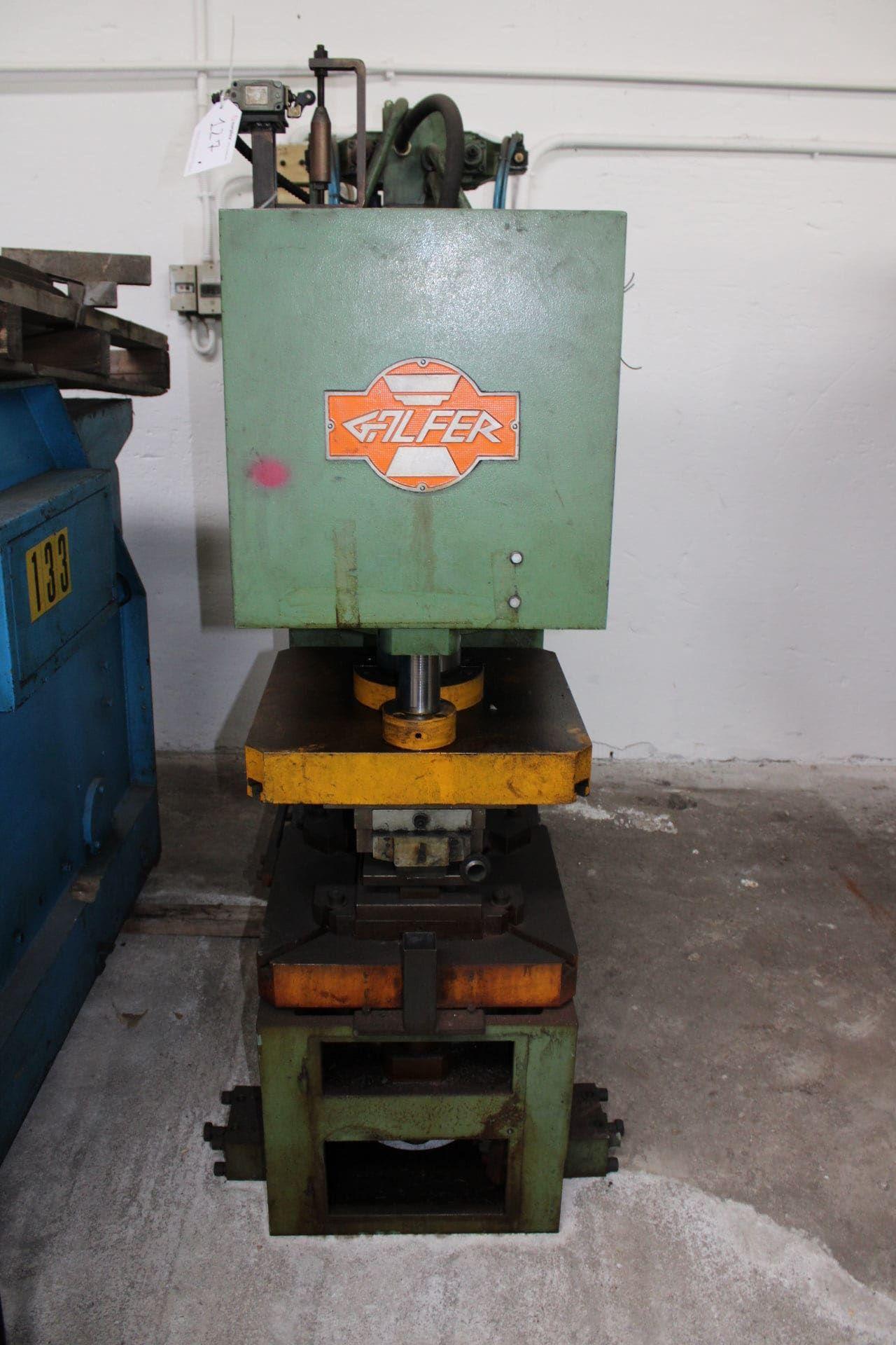 GALFER BE602/TA Hydraulische Presse