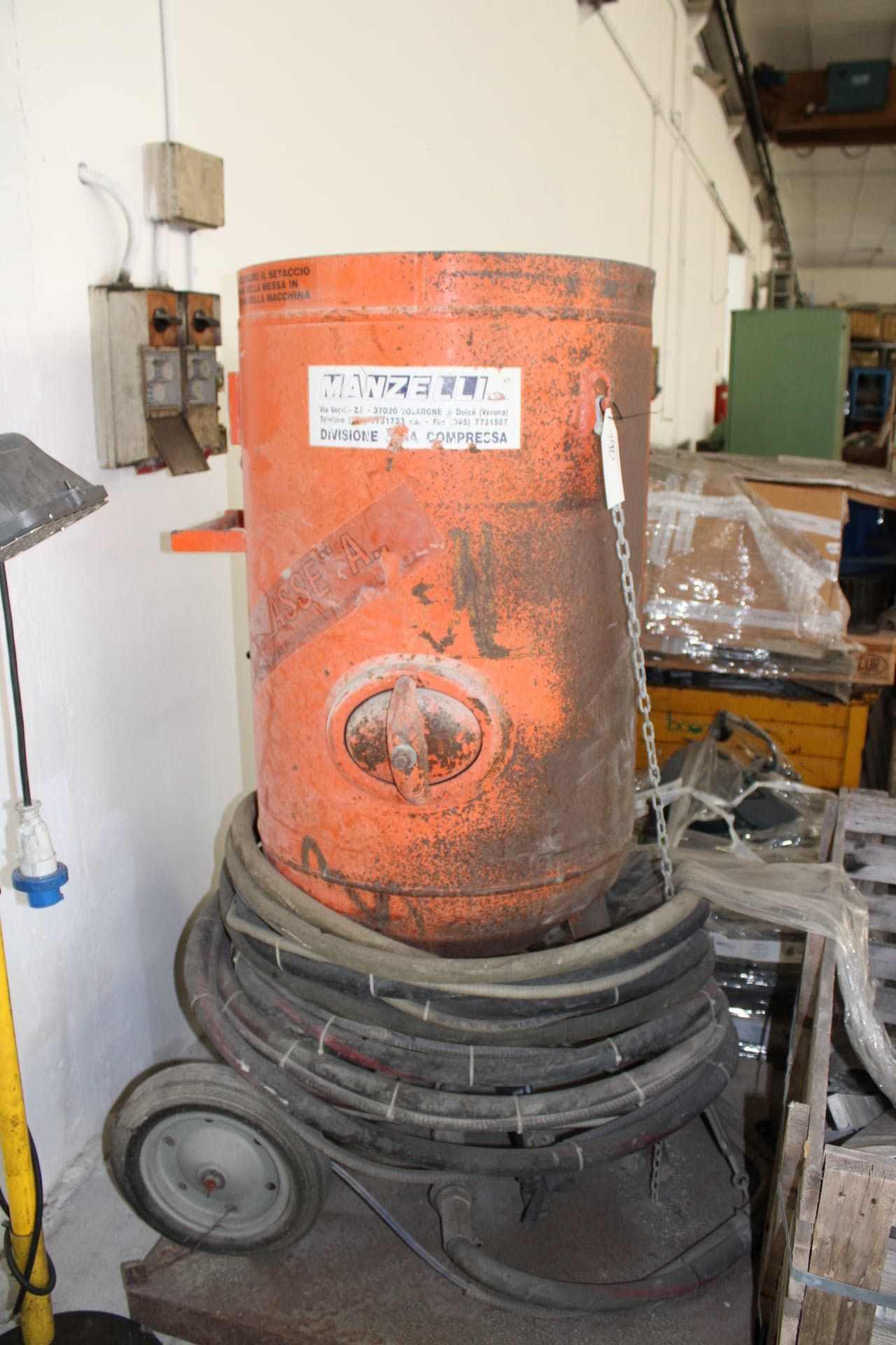 PROTECH Sandstrahlmaschine