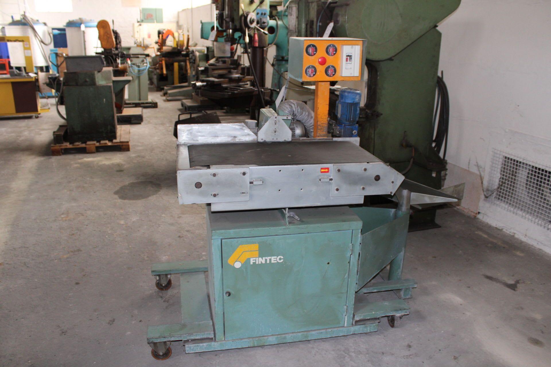 FINTEC 842 Automatische Anfasmaschine