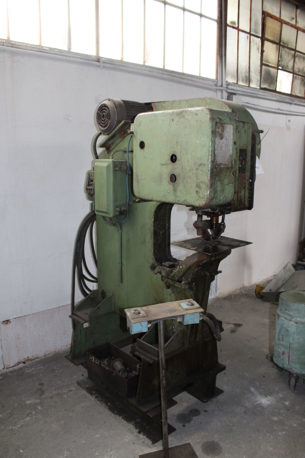 FICEP 34UIW/50 Mechanische Stanzmaschine
