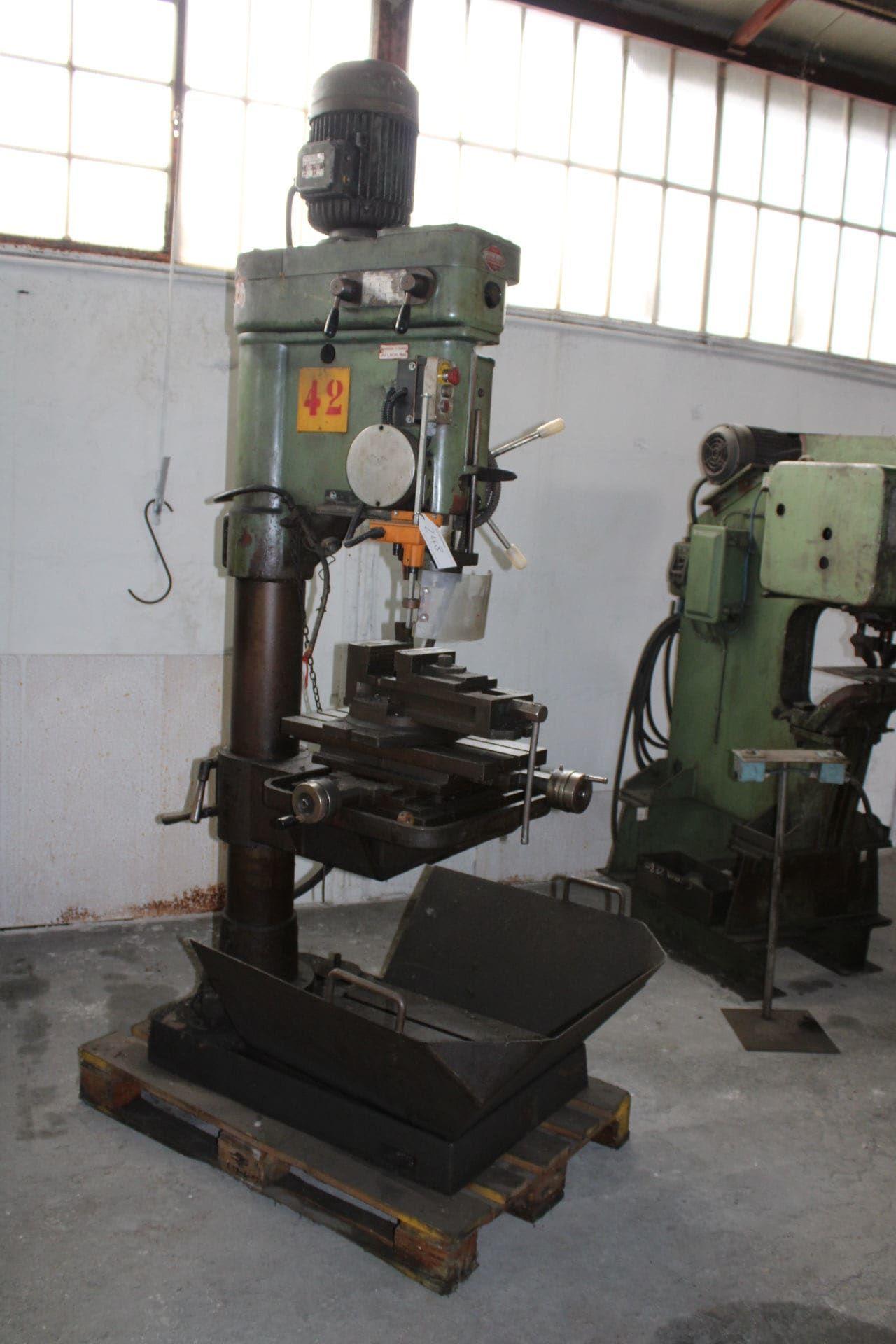 AUDAX 50 TI Bohrmaschine