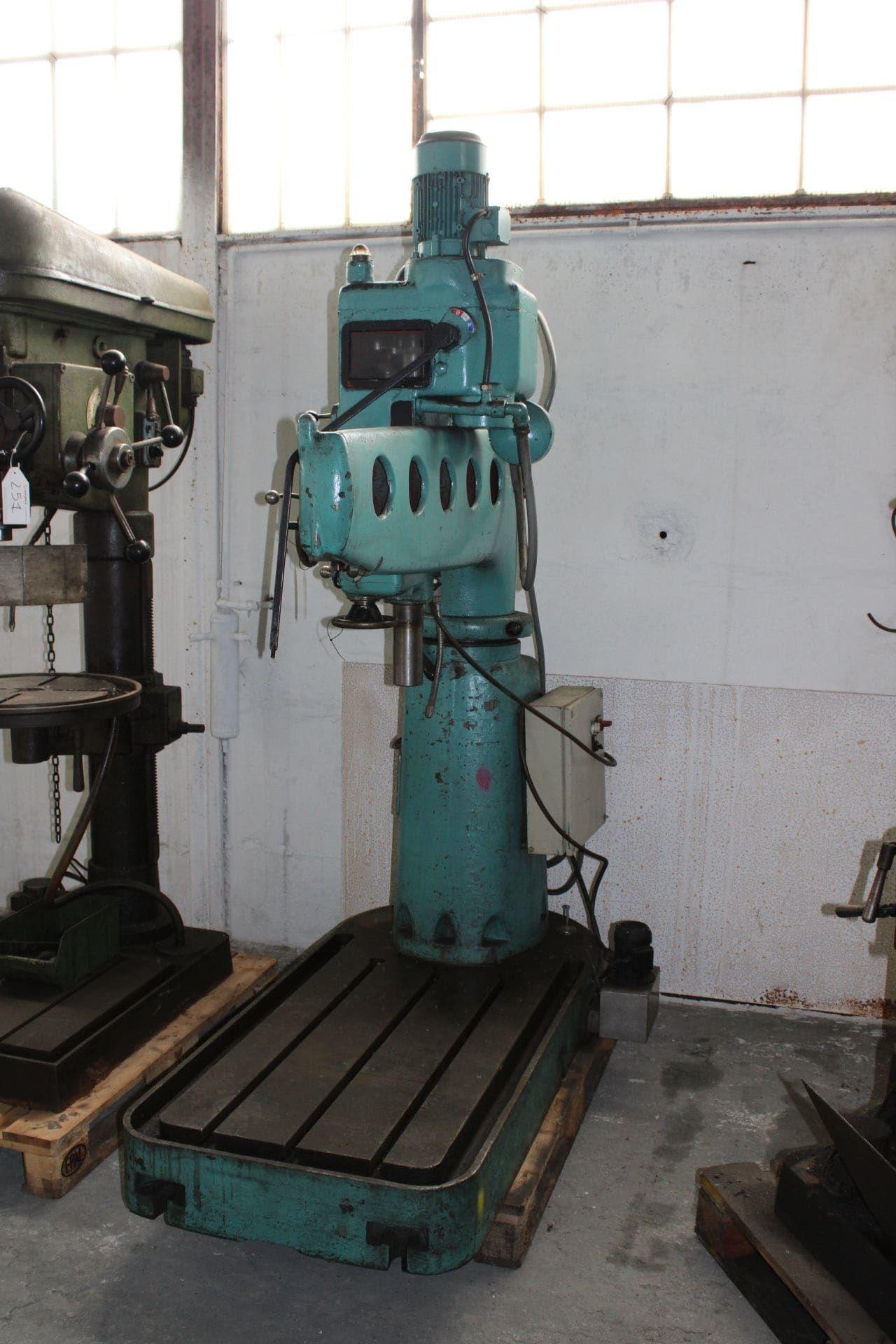 SAN ROCCO TR1 Radialbohrmaschine