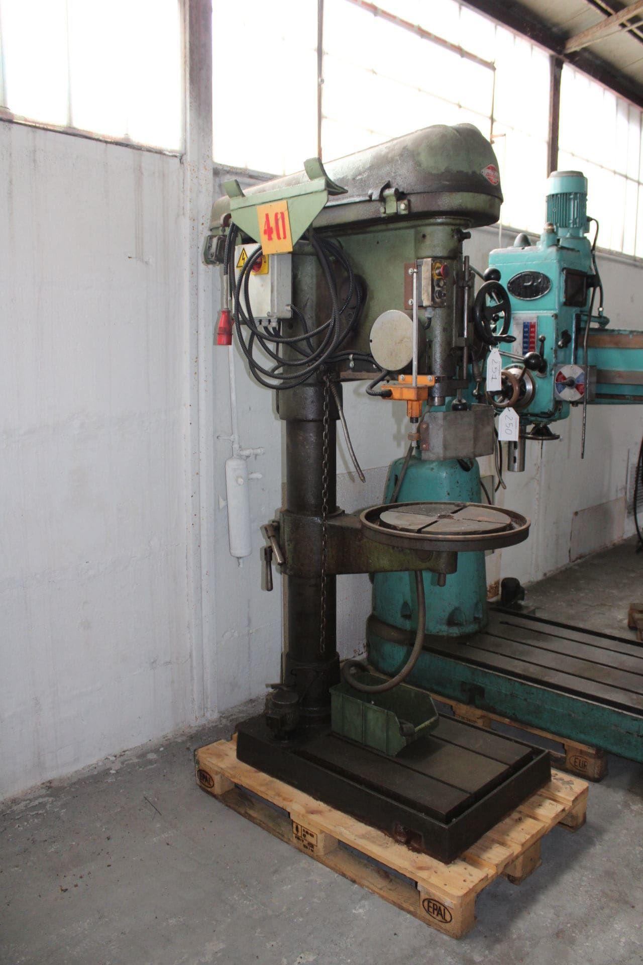 AUDAX 50/450 Bohrmaschine