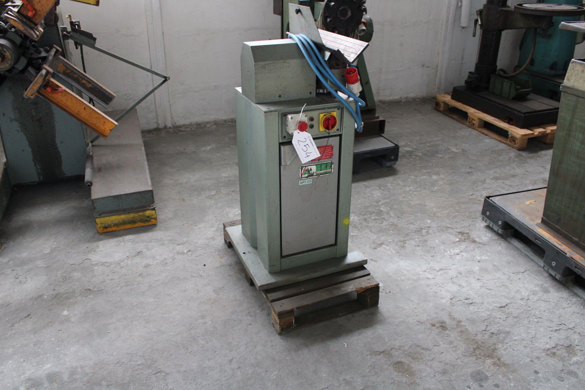 ACETI 90 C 2 Anfasmaschine