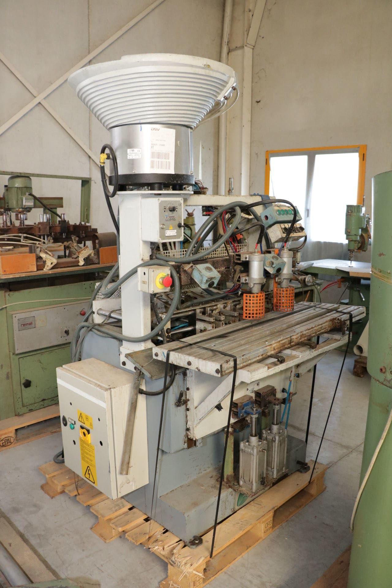 ESSEPIGI 600 Dübeleintreibmaschine