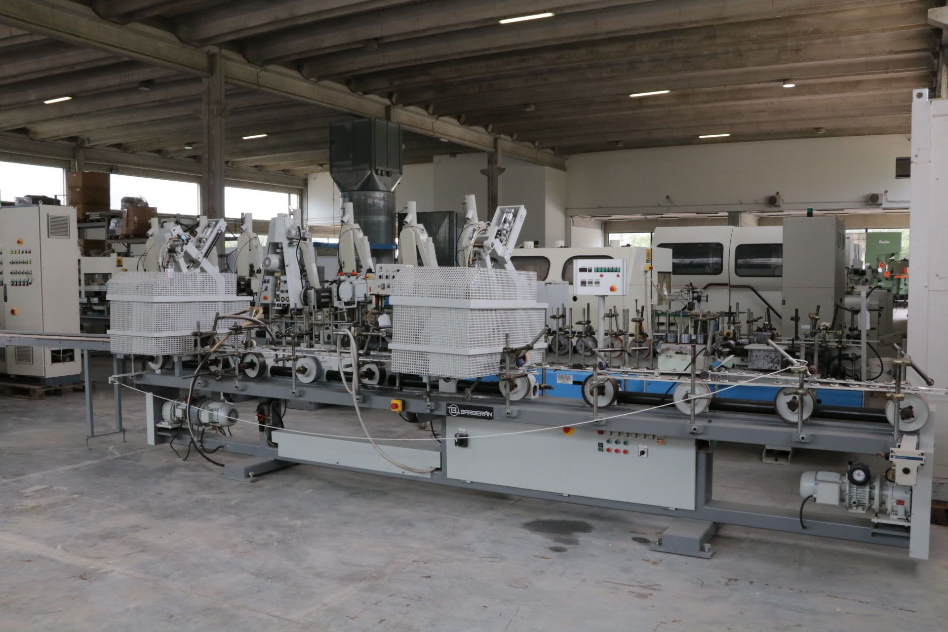 BARBERAN PCL 100/300 Automatische Kappsäge