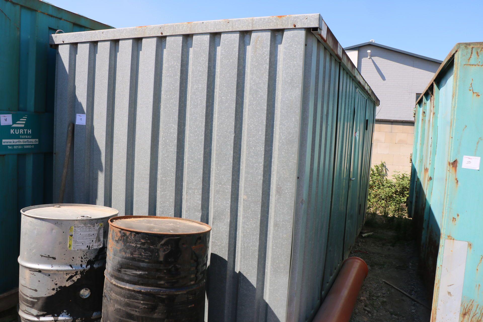 FLADAFI Materiaalcontainer