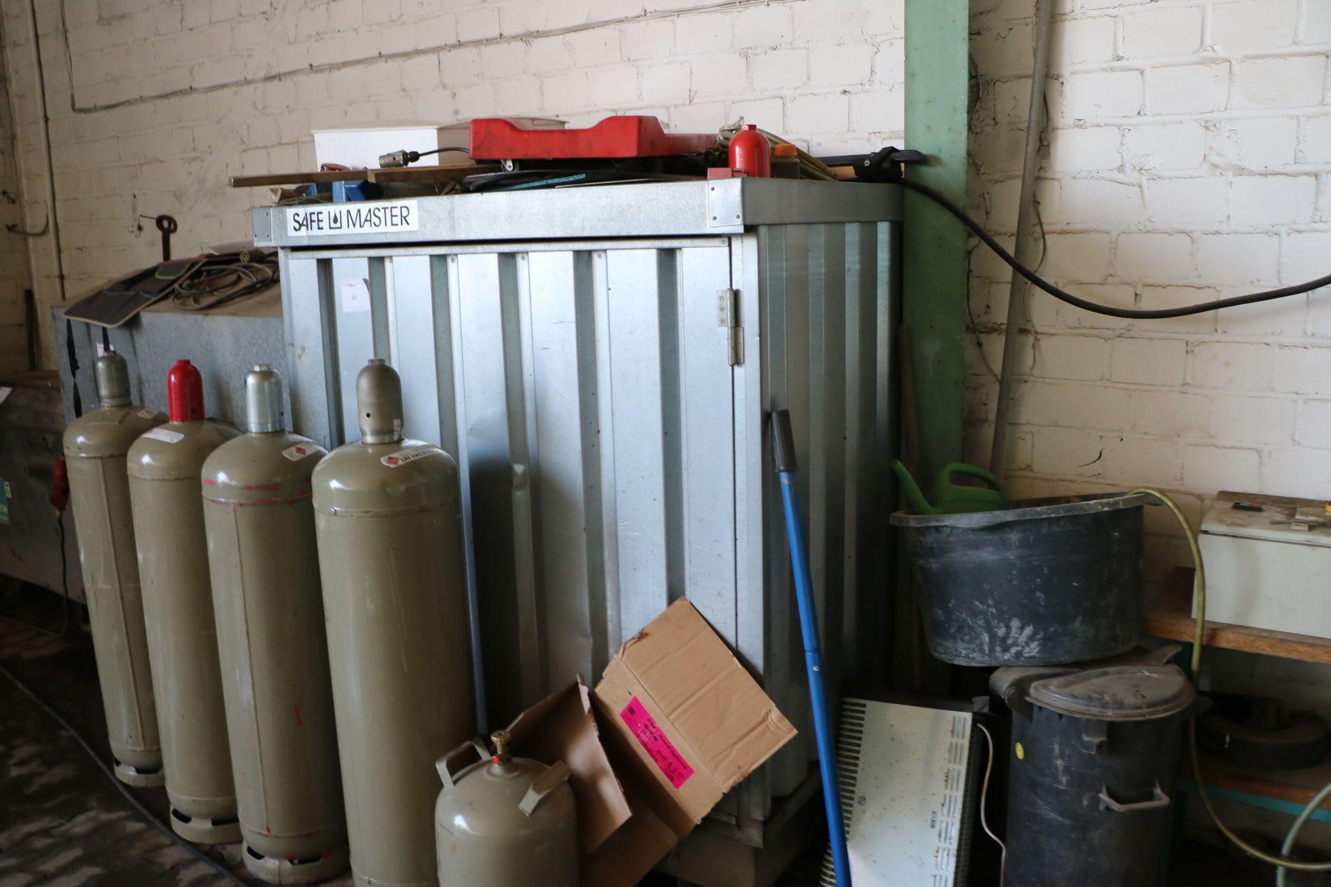 Alu-materiaalcontainer