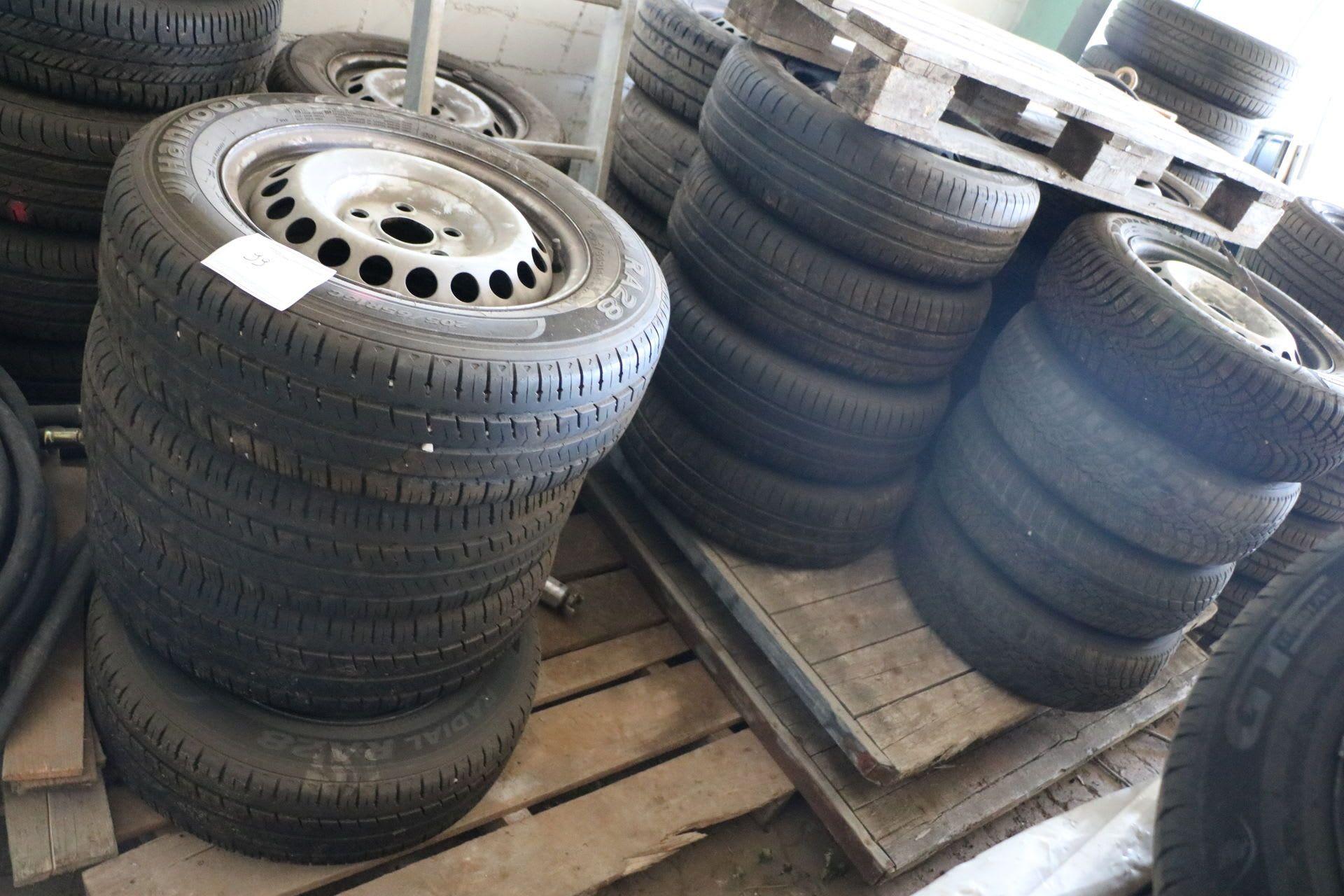 Posten Pkw-Reifen