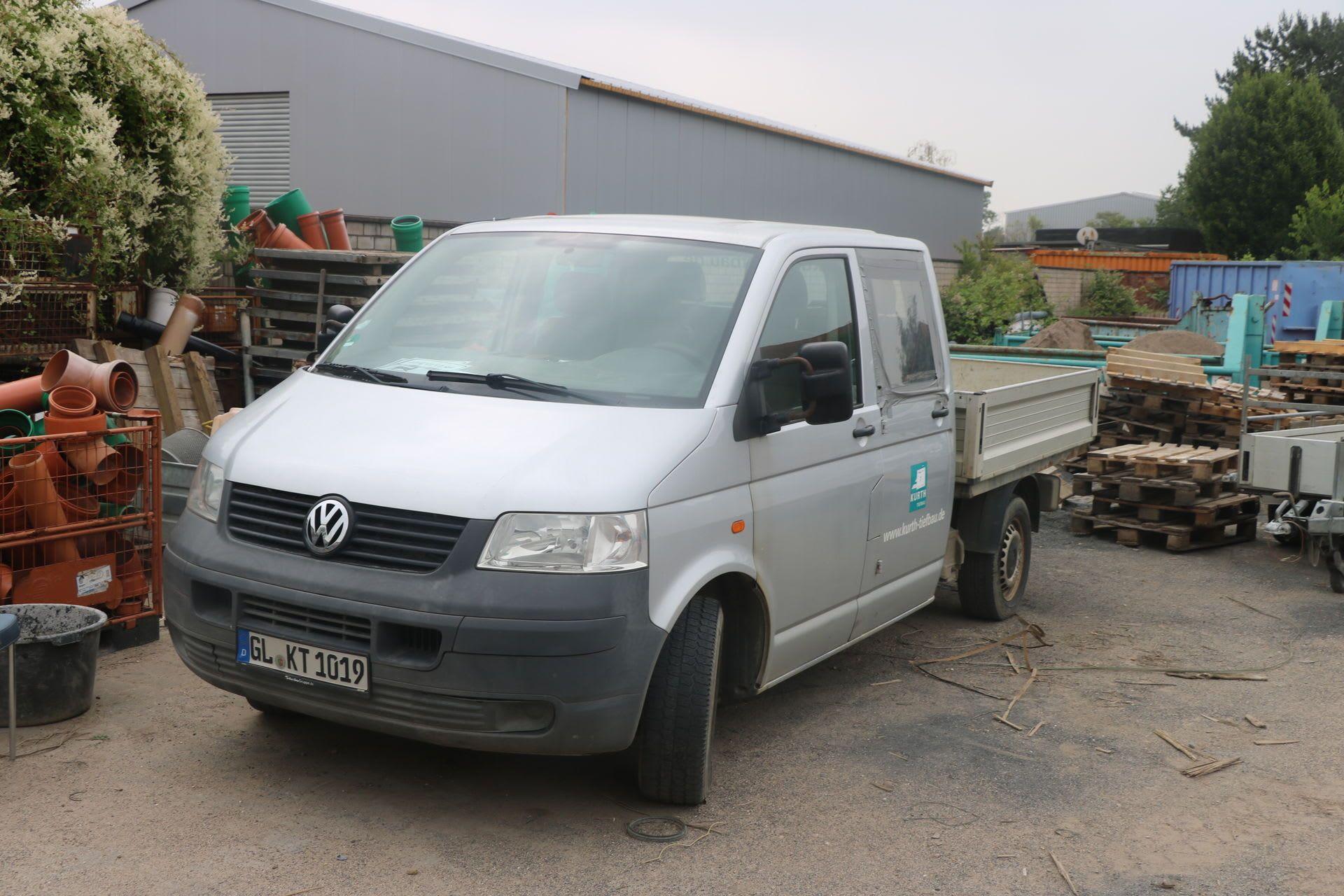 VW T 5 Transporter