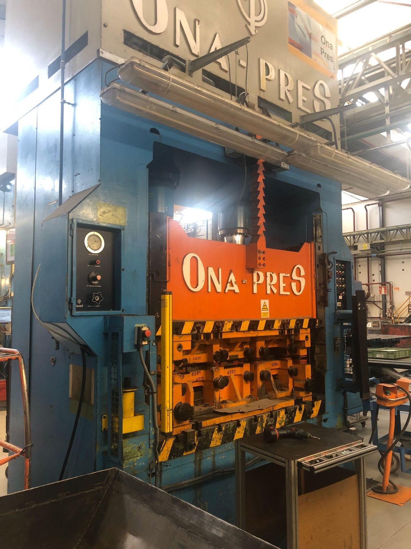 ONA-PRES FBe-20-2-T Hydraulische Presse