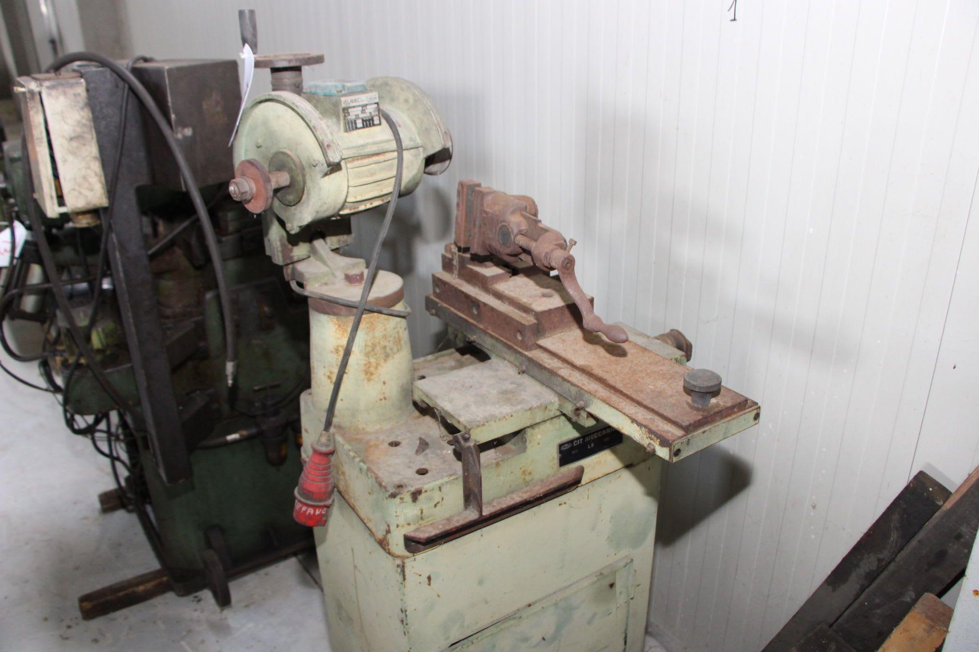 CIT MECCANICA L5 Schleifmaschine