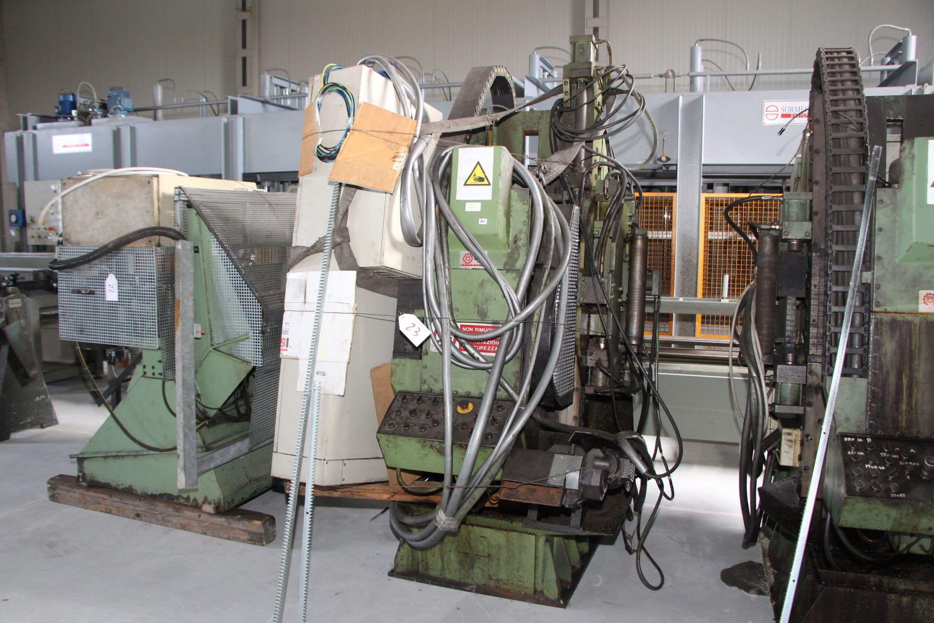 OMG 30 X 12 Abwälzfräsmaschine