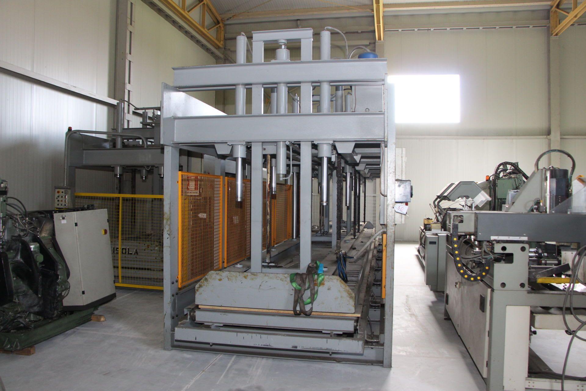 SORMEC T120 Panelpresse