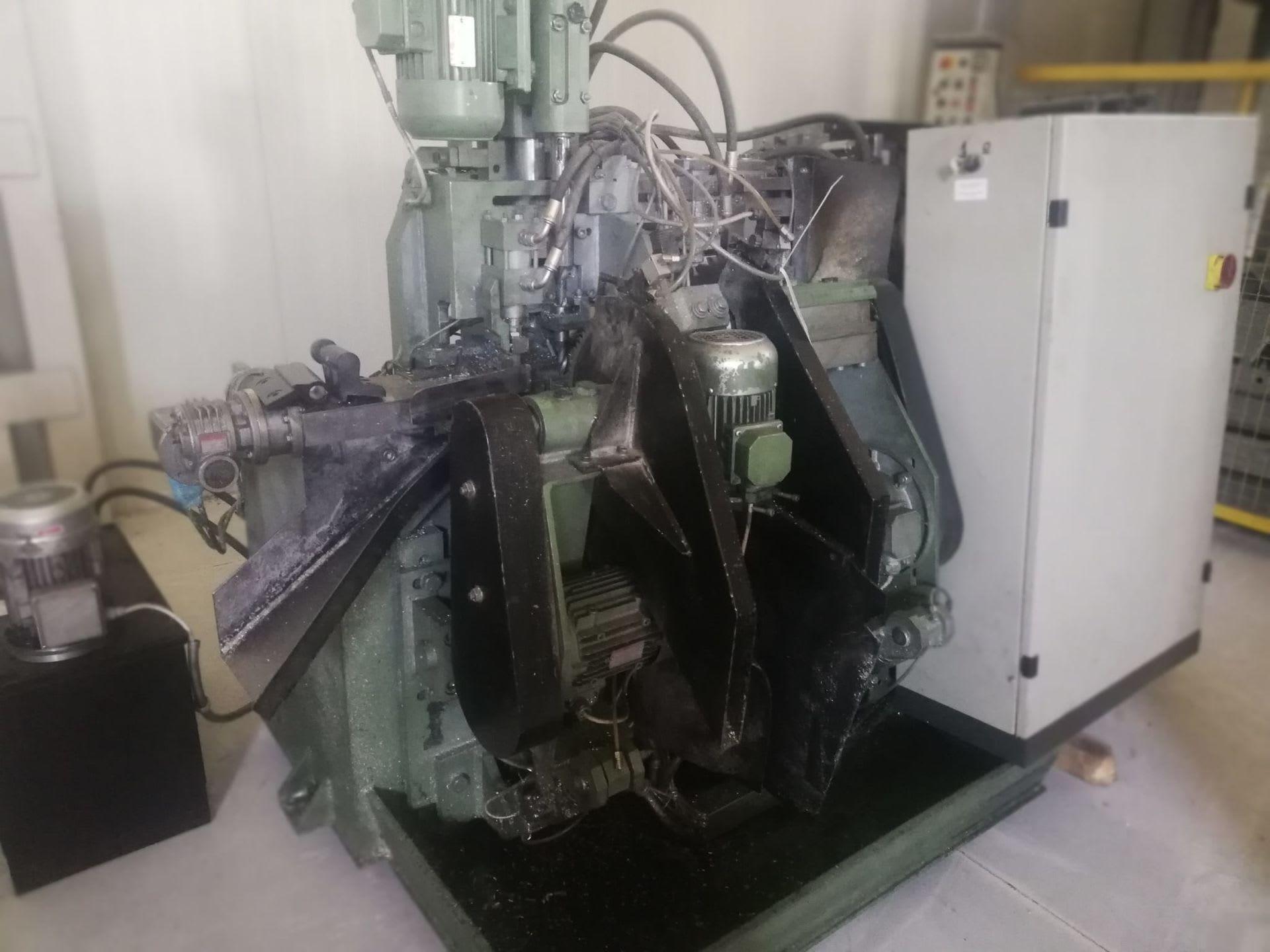 OMG 70711 Bearbeitungszentrum für Aluminium