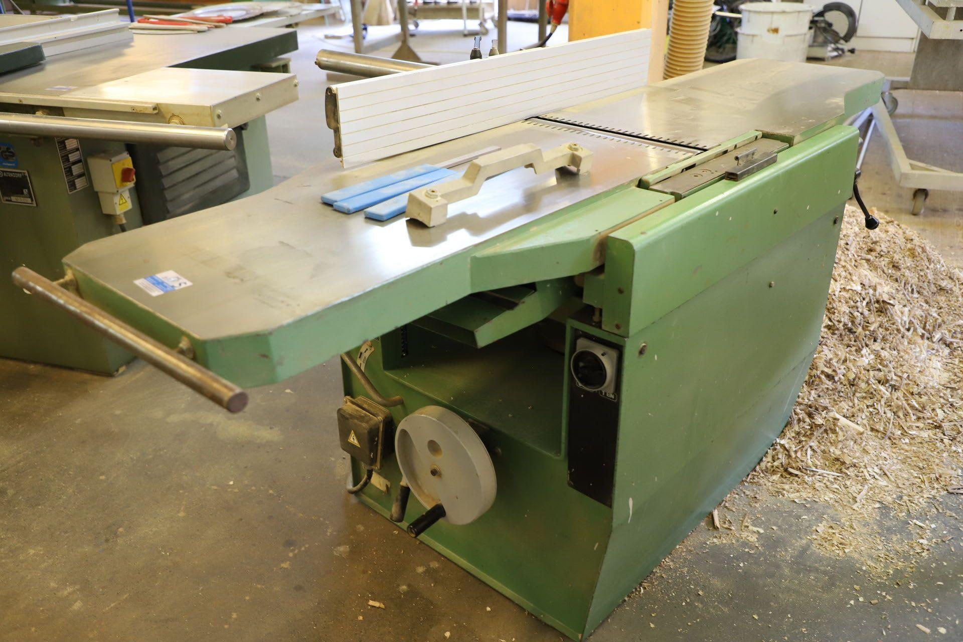 GEA FS 41 Abricht und Dickenhobelmaschine