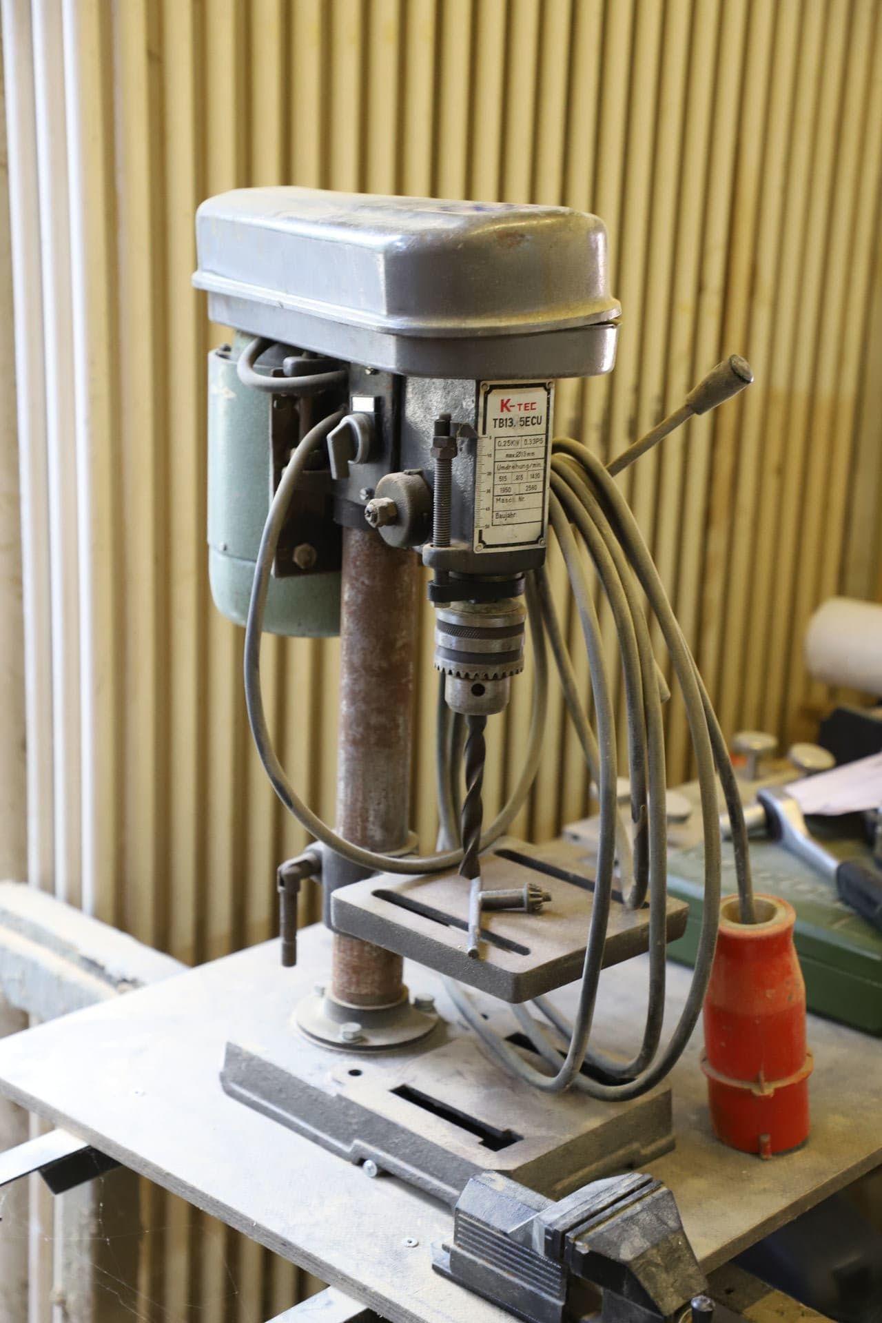 K-TEC TB 13 Tischbohrmaschine