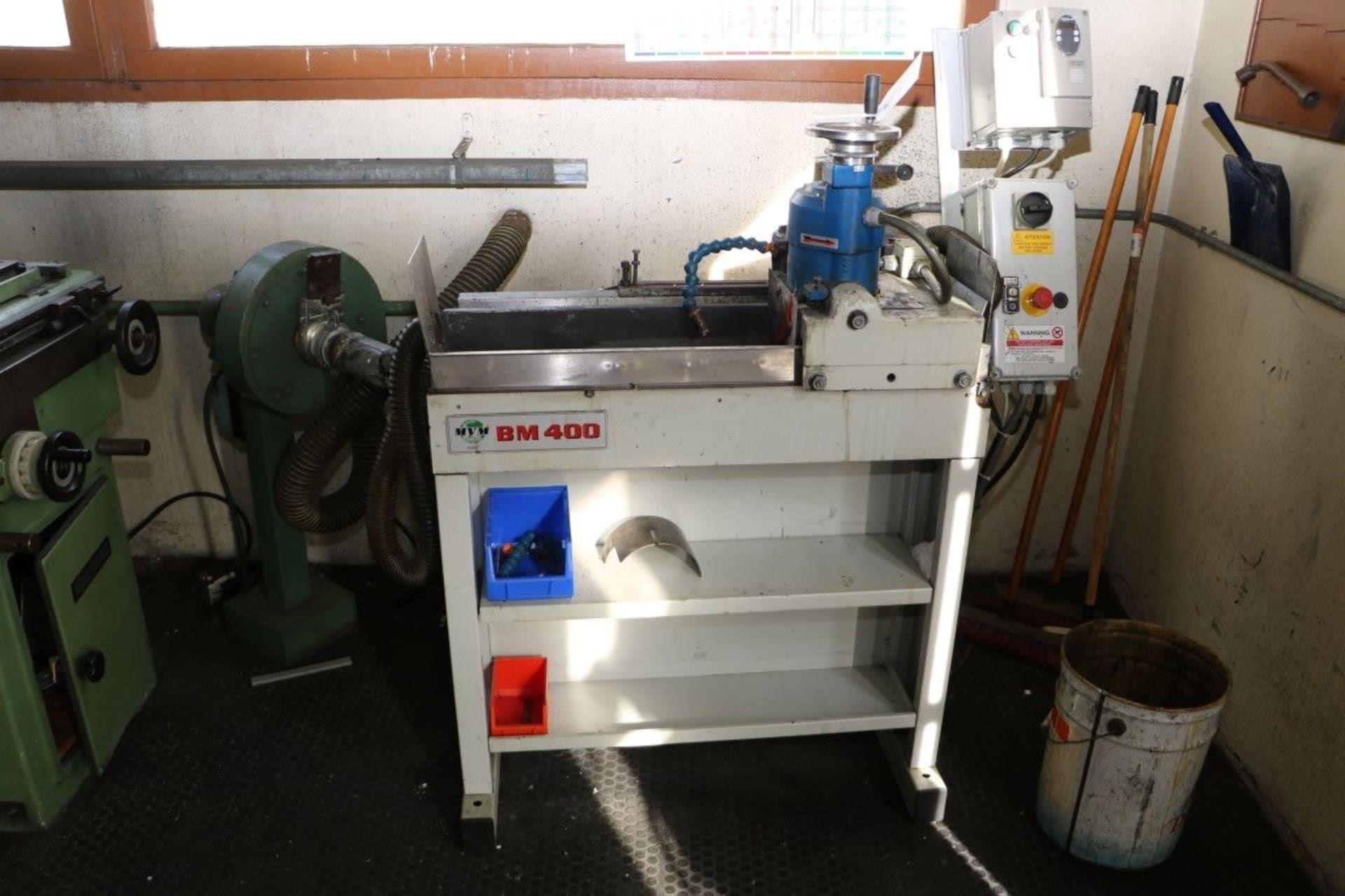 MVH BM400 Maschine zum Schärfen von Schneidwerkzeugen