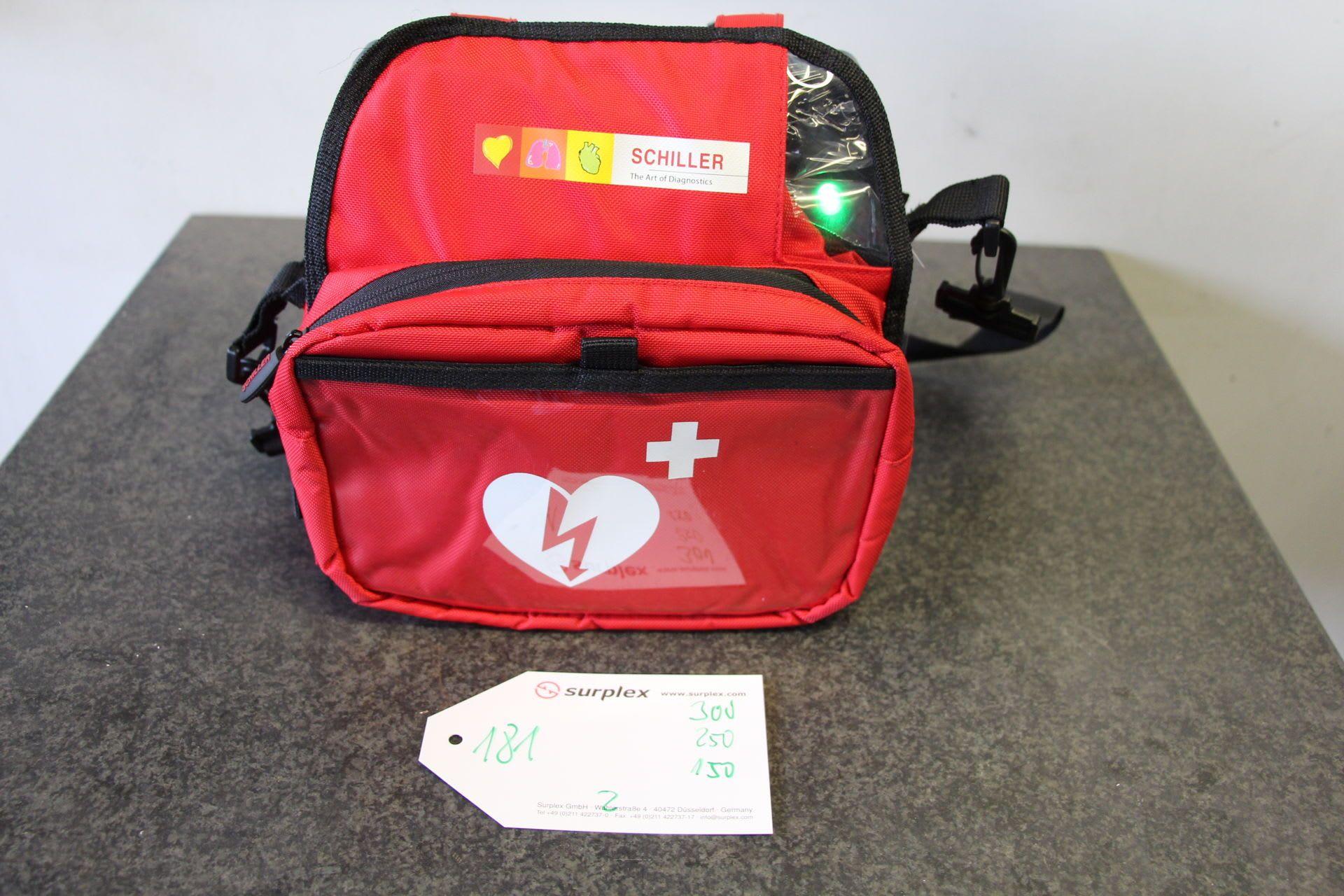 SCHILLER FRED EASY LIFE Defibrillator
