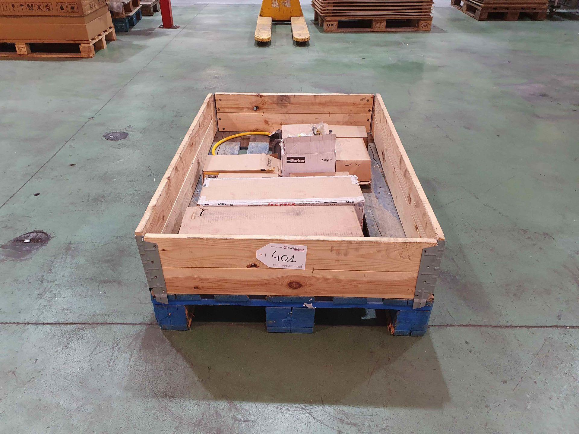 ENERPAC Posten Zylinder und Ersatzteile