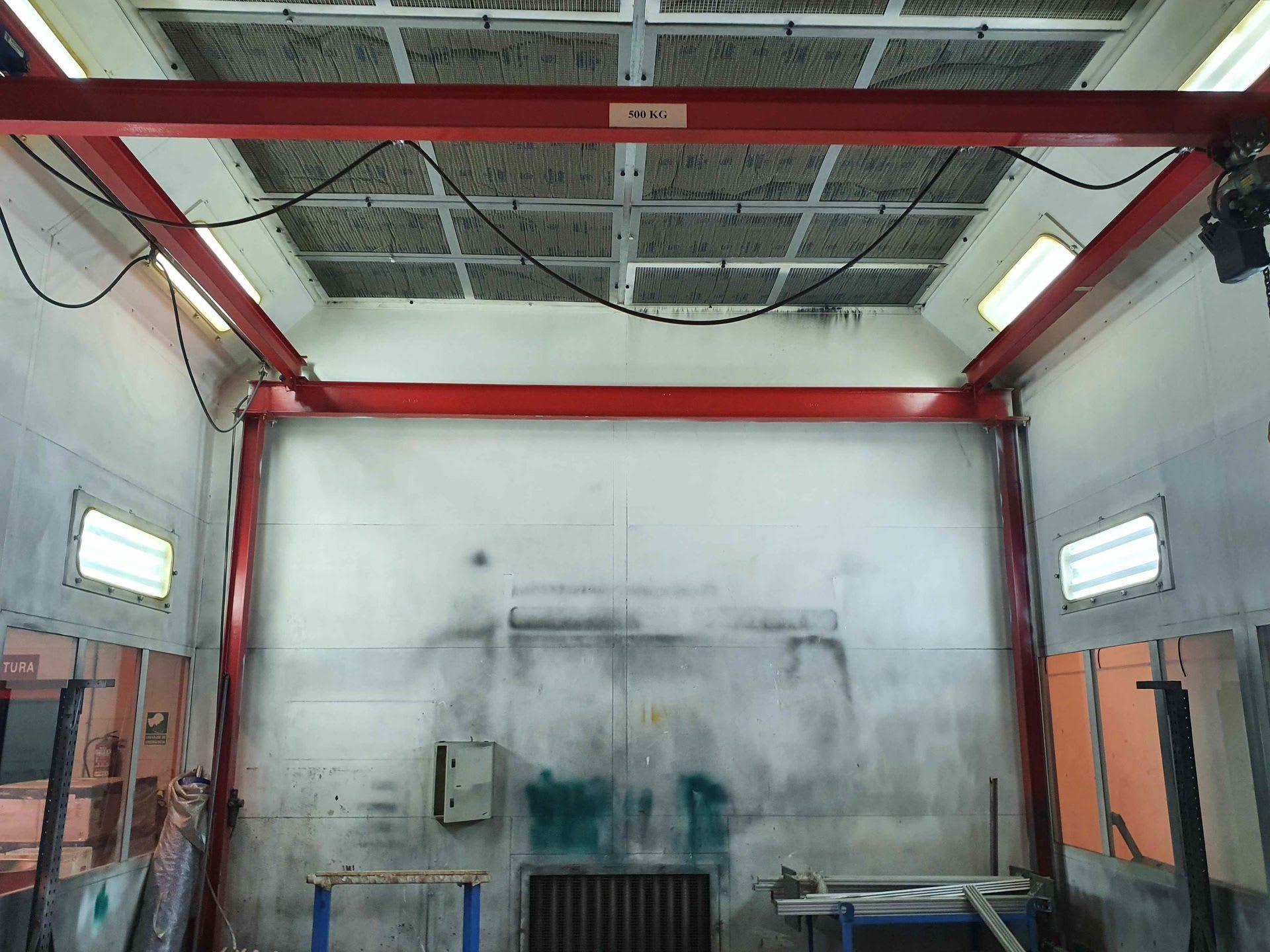 NEUHAUS PROFI 05 TS Deckenlifter für Trockenkabine