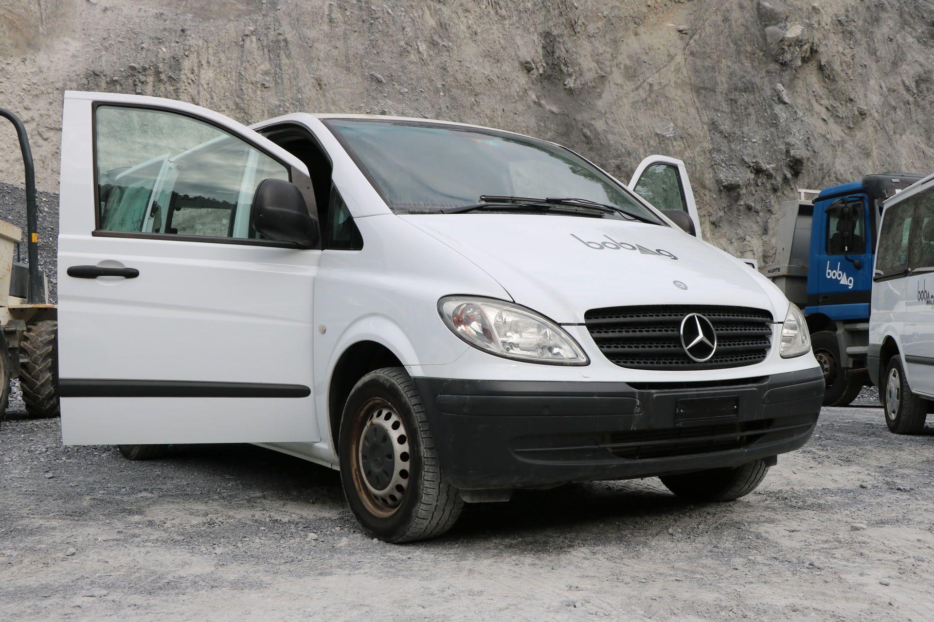 MERCEDES BENZ VITO 111 CDI Lieferwagen