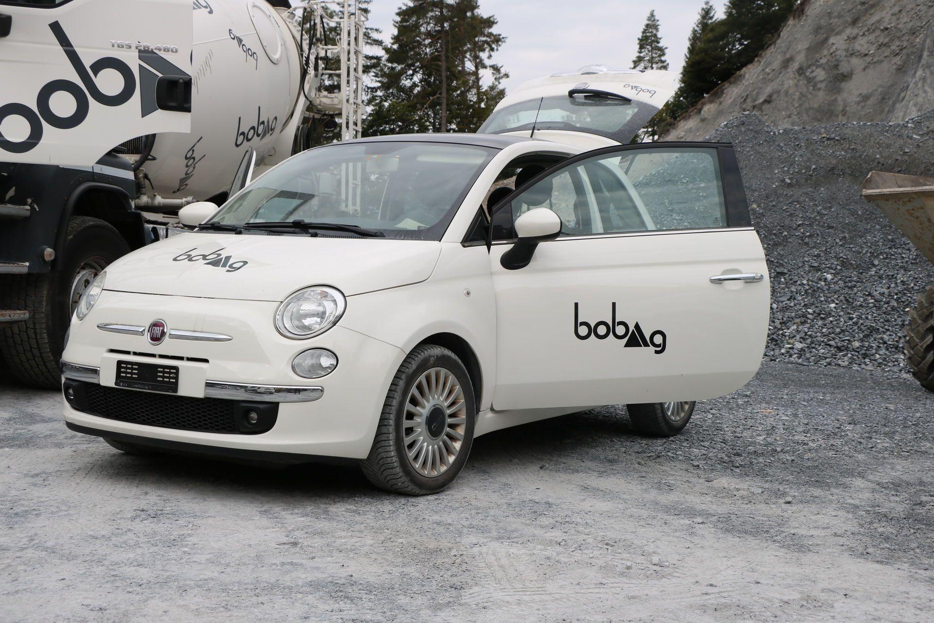 FIAT 500 Pkw