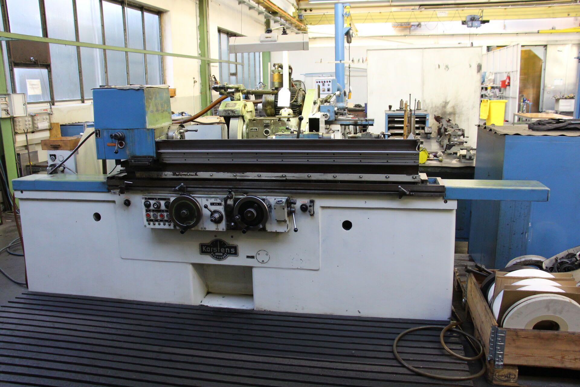 KARSTENS A / ASE / 1200 Rundschleifmaschine