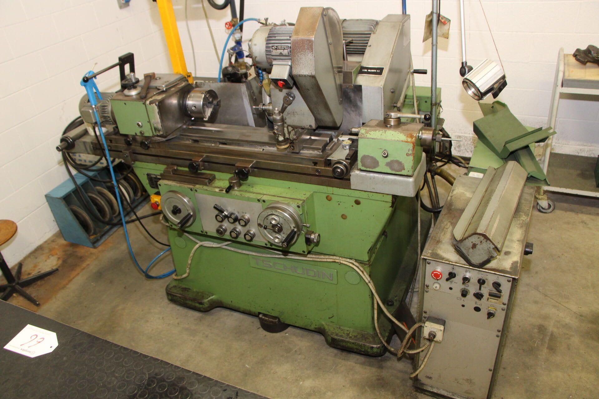 TSCHUDIN HTG-410 Evrensel-Schleifmaschine