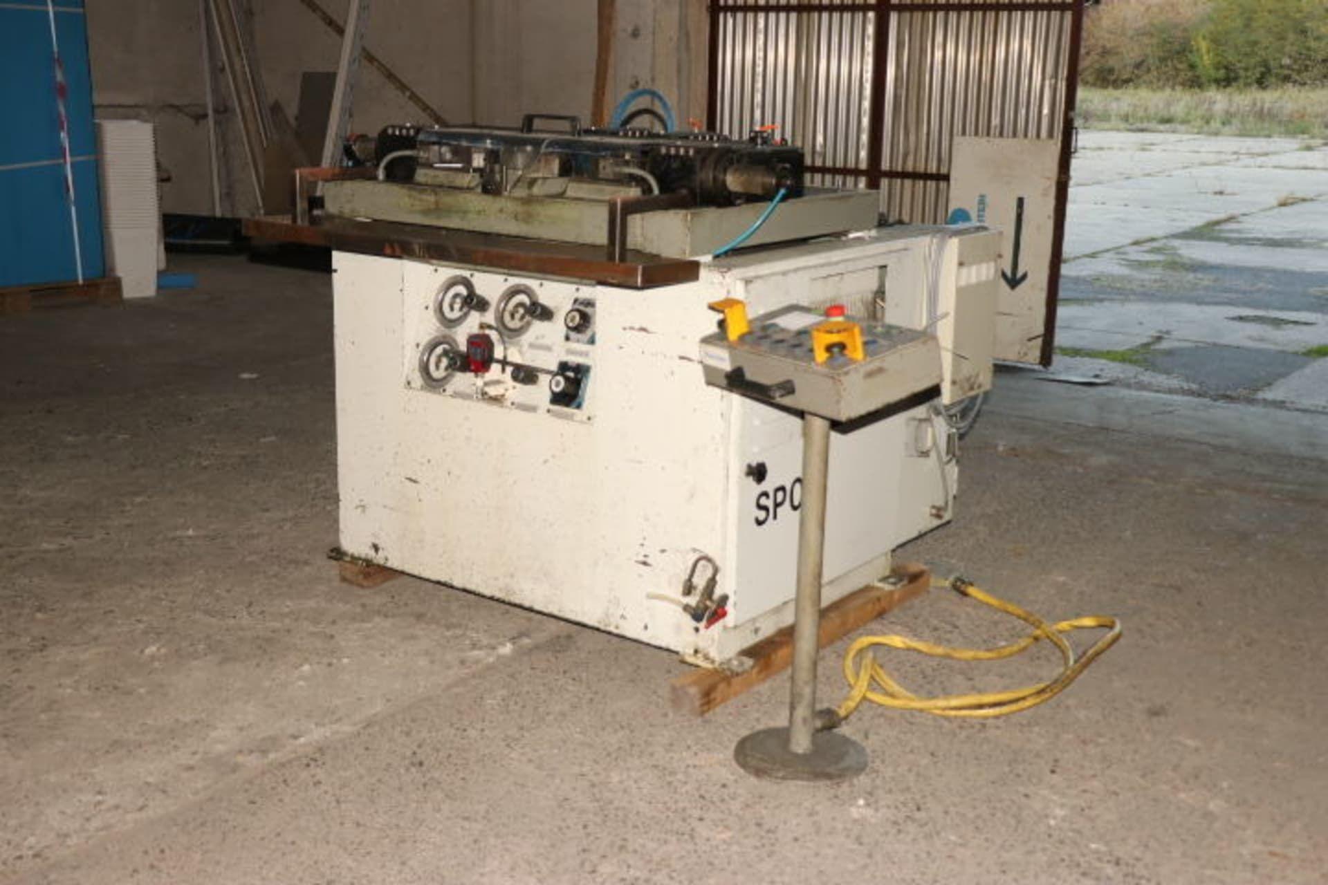 PULZER PS- 2X300 Stauchmaschine