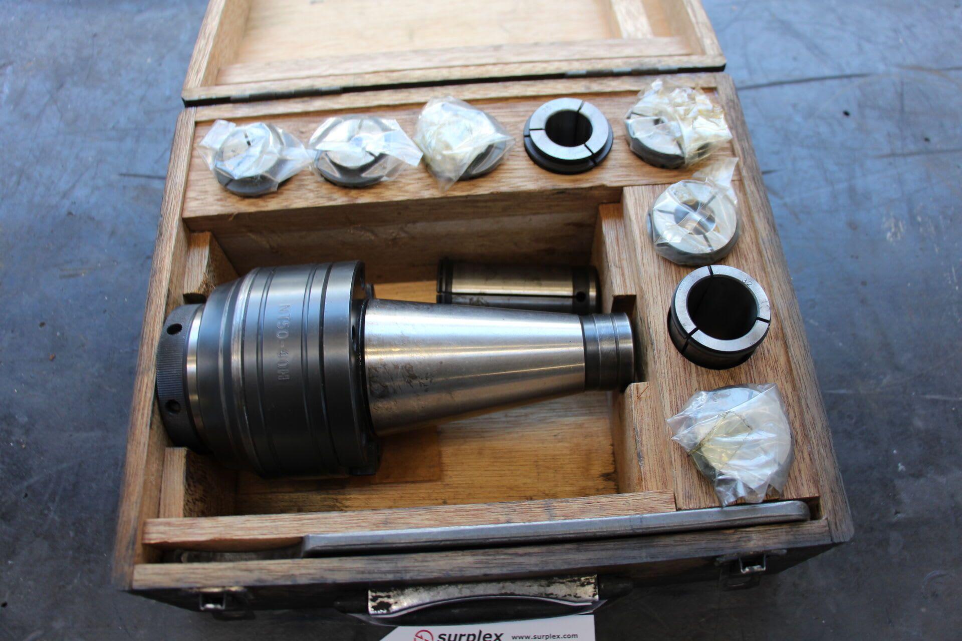RICHMILL NT 50-40 HB SK 50 Spannzangenfutter