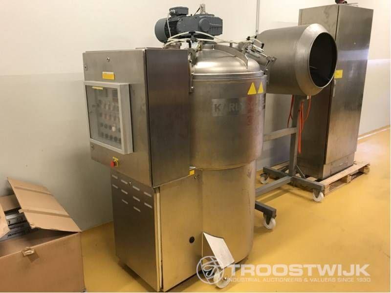 Saucenmischmaschine