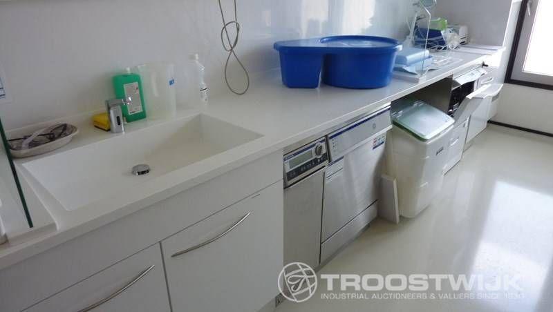 Reinigungs- und Desinfektionsgerät