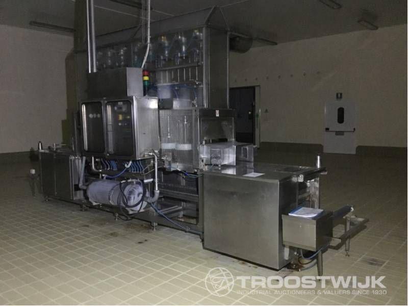 Tunnelmaschine zum Käsebohren