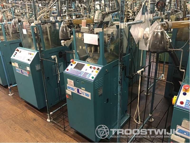 Máquina de tejer