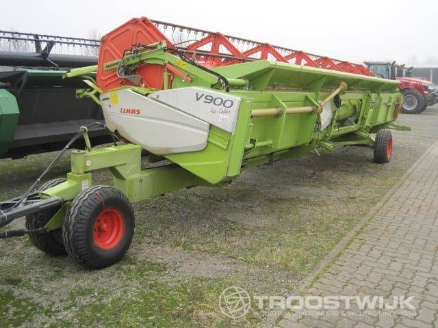 1 Schneidwerk inkl. Transportwagen Claas V900