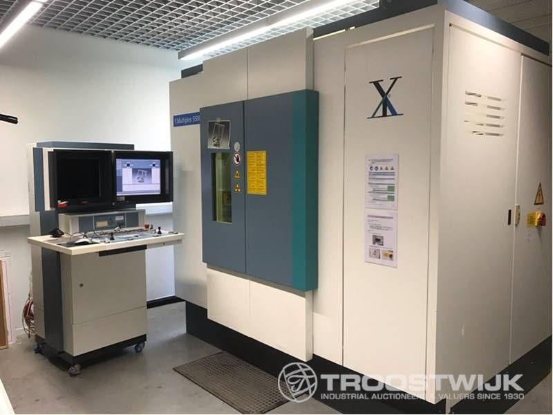7-achsiges digitales Live-Stream-Röntgengerät