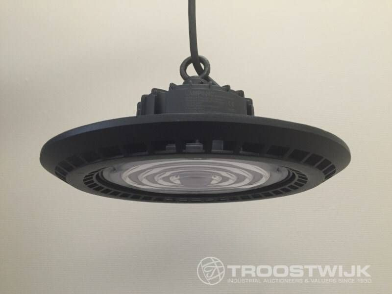 100W OSRAM CHIPS LED Ufo High Bay; Tageslicht; 12300 lm