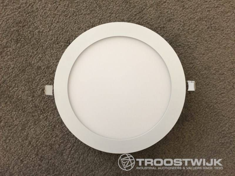 18W mattweiß 3 in 1 CTT-Switch mit schlanken LED-Panels