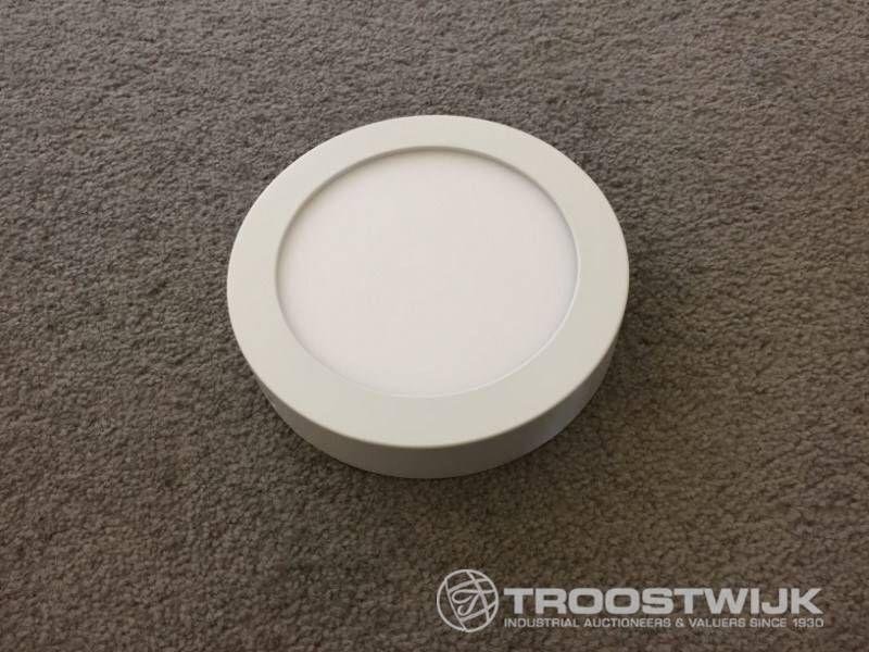 12 W, mattweiß, runde 3-in-1-CCT-LED-Schalttafeln für die Aufputzmontage